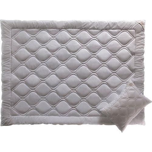 ALOE VERA THERAPY- Luxus Duvet- Hypoallergen- Luxus Bettwäsche- Kühles Schlafen von White Boutique- 155/215 cm