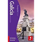 Galicia Footprint Focus Guide by Andy Symington 1st (first) Edition (2013)