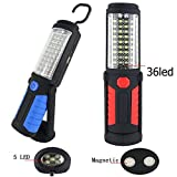 Generic White, Red : Portable Light 36 +...