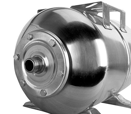 Membrana 24L acciaio inossidabile Bollitore Autoclave Vaso di espansione 24liter