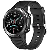 Blackview Smartwatch Orologio Fitness Tracker Uomo Donna, Activity Tracker con cardiofrequenzimetro Sleep Monitor per Android
