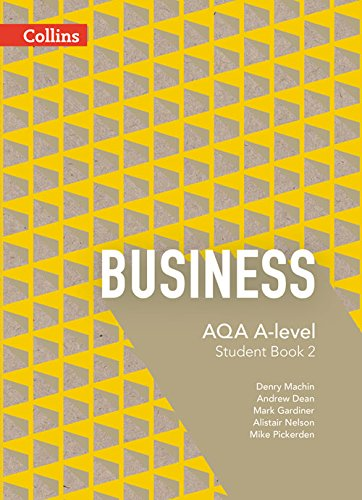 AQA A-level Business - Student Book 2