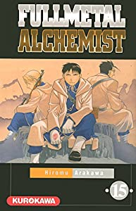 Fullmetal Alchemist Edition collector Tome 15