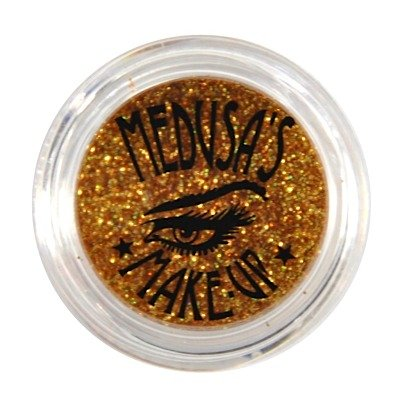 Medusa's Make-Up Lidschatten GLITTER gold digger