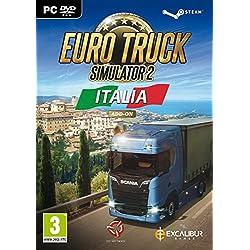 Euro Truck Simulator 2: Italia Add On (PC DVD) [UK IMPORT]