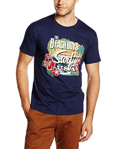 Beach Boys Men's Surfin' USA T-Shirt