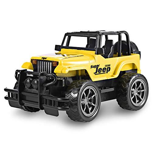 01:24 RC Super voiture tout-terrain d'escalade Télécommande voiture véhicule routier SUV Tour tout-terrain électrique Dirt Bike Toy cadeau de Noël d'anniversaire pour enfants et adultes-26.5 * 12.5 *