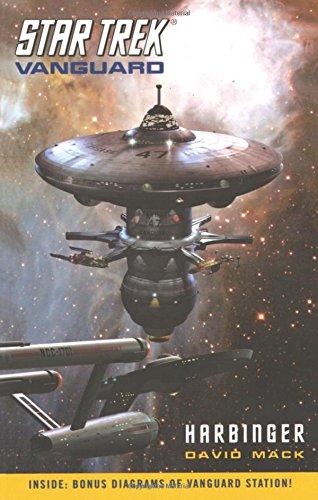 Star Trek: Vanguard  Harbinger (Star Trek: The Original Series, Band 1) - Mack Serie