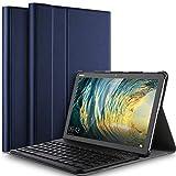IVSO Keyboard Case for Huawei MediaPad M5 Lite 10 [QWERTY],