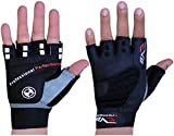 Evo Fitness Cycling Glove Gym Weightlifting Gloves GEL exercise Wheelchair Bodybuilding