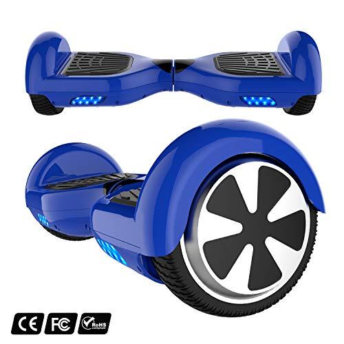 Markboard 6,5 Hoverboard LED Elektro Scooter E-Balance E-Skateboard Elektroroller 700W Motor Hover E-Board …