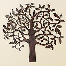 suchergebnis auf amazon.de für: wanddeko baum metall - Deko Baum Wand