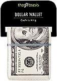 American $100 Dollar Bill Money Wallet