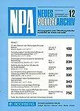 NPA - Neues Polizeiarchiv  Bild