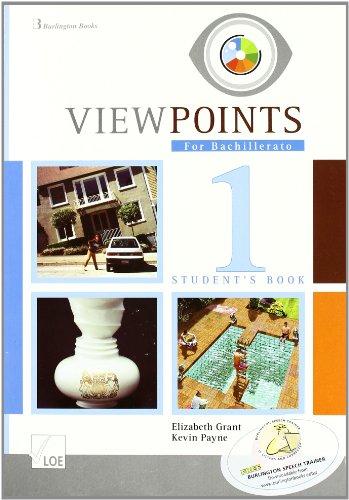 Viewpoints For Bachillerato 1. StudentŽs Book.