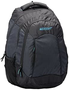 Wildcraft Saturn 34 Ltrs Black Casual Backpack(8903338017943)