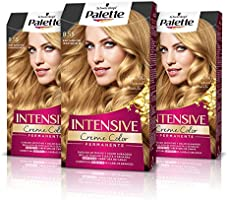 Palette Intense Cream Coloration Intensive Coloración del Cabello - Pack de 3