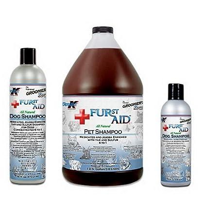 Double K Furst Aid Shampoo, 473 ml 2