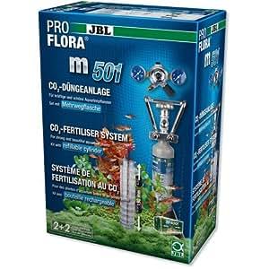 JBL ProFlora m501 CO2-Set mit 500gr. Mehrwegflasche / Süßwasser-Aquarien bis 400 l
