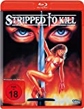 Stripped to Kill [Blu-ray]