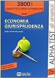 eBook Gratis da Scaricare 3800 quiz economia e giurisprudenza delle universita statali I quesiti delle prove di ammissione (PDF,EPUB,MOBI) Online Italiano
