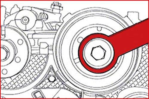 KS Tools 400.2104 Gegenhalter für Nockenwellen-Abzieher