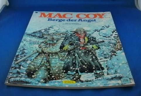 Mac Coy XIII. Berge der Angst