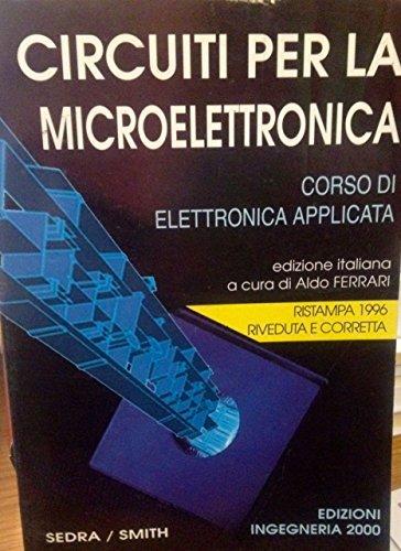 Circuiti per la microelettronica. Corso di elettronica applicata