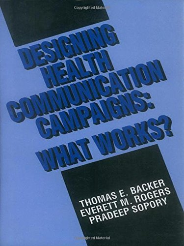 Designing Health Communication Campaigns: What Works?