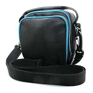 MarkStore(TM) Case ShockProof Poignée Sac Carry Voyage étui Sacoche de transport Pour Bose Soundlink Color Bluetooth Mobile Wireless Speaker haut-parleur et adaptateur