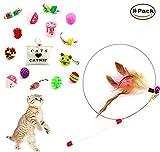 Katzenspielzeug Set, Vicstar Interaktives Hochwertiger Spielzeugset 16 Stück - Best Reviews Guide