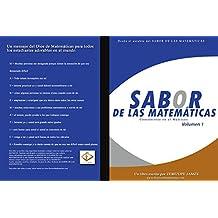 Concentrarse en Las Matrices 1: Sabor de Matematica (Spanish Edition)