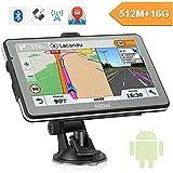 7' GPS Automatique de Voiture Moto 16GB, Hieha Android Système d'Operation...
