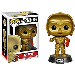 Funko Pop C-3PO (Star Wars 64) Funko Pop Star Wars