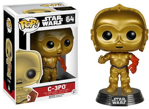 Funko Pop C-3PO (Star Wars 64) Funko Pop Star Wars