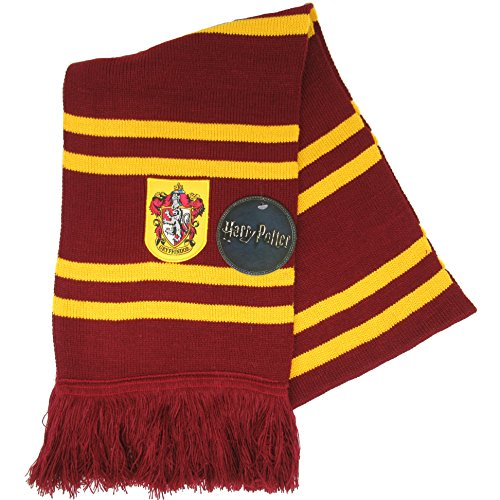 Bufanda Harry Potter GRYFFINDOR Ultra Suave - 100% Original WARNER BRO