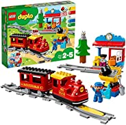 Lego 10874 10874 Pociąg Parowy ,Kolorowy