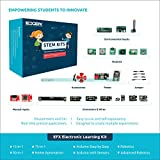 Edgefx- Electronic Learning Kit (30 Projects-in-1) DIY Kit for 8+ years onwards