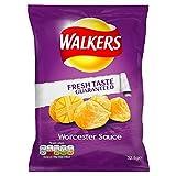 Walkers Chips Worcester Sauce - 32.5gr