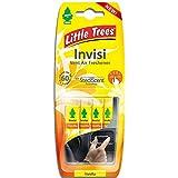 """Magic Tree Duftbaum """"Littre Tree"""" unsichtbarer Lufterfrischer mit Vanilleduft"""