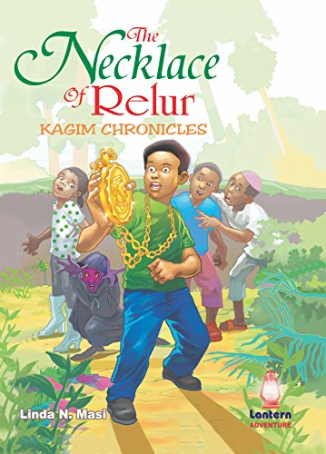 The Necklace of Relur: Kagim Chronicles (English Edition)