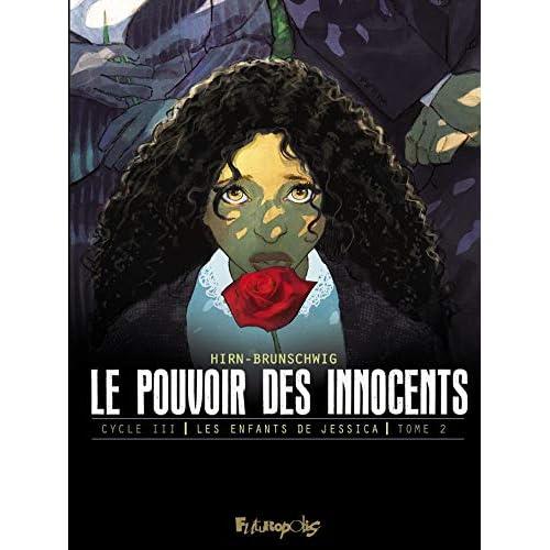 Le pouvoir des innocents, cycle III (Tome 2-Jours de deuil): Les enfants de Jessica