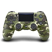 Sony PS4 Dualshock V2 Green Camouflage