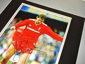 Kenny Dalglish Signed Photo 16x12 Liverpool Autograph Memorabilia Display + COA from Up North Memorabilia