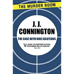 The Case With Nine Solutions (A Clinton Driffield Mystery)