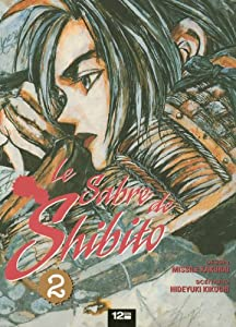Le Sabre de Shibito Edition simple Tome 2