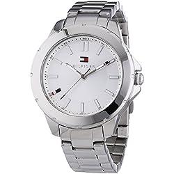 Tommy Hilfiger Watches Damen-Armbanduhr KIMMIE Analog Quarz Edelstahl 1781412