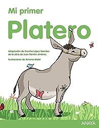 Mi primer Platero  - Mi Primer Libro) par Juan Ramón Jiménez