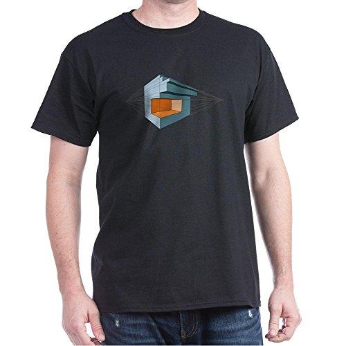 CafePress - persp1 T-Shirt - 100% Cotton T-Shirt
