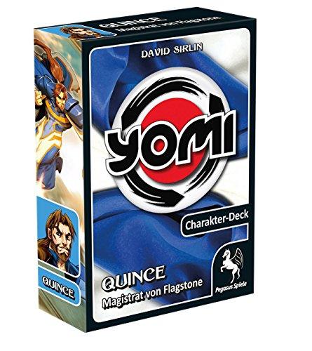 Pegasus-Spiele-17438G-Yomi-Einzeldeck-Quince Pegasus Spiele 17438G – Yomi Einzeldeck Quince -